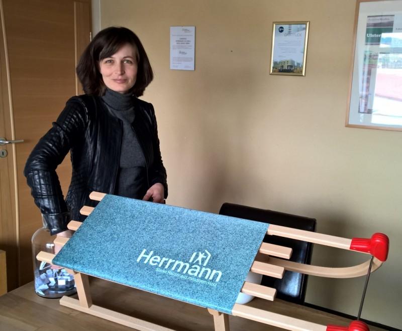 Herrmann Massivholzhaus die gewinner unserer kundenbefragung stehen