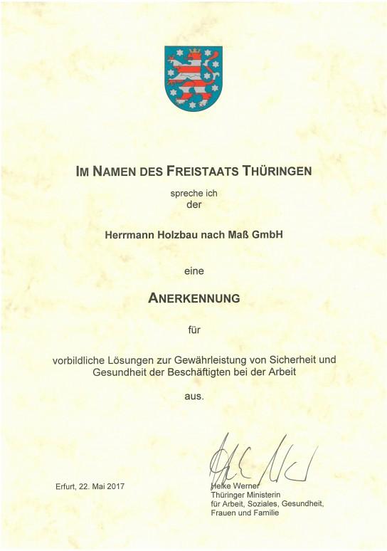 Herrmann Massivholzhaus arbeits und sozialministerin heike werner besucht herrmann